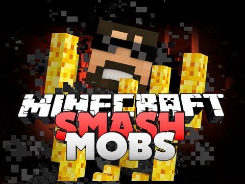 Minecraft Super Smash Mobs 1 - BLAZE!!
