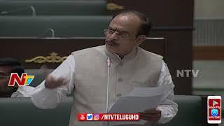 Deputy CM Mahmood Ali Speech on Land Records Purification || Telangana Budget session