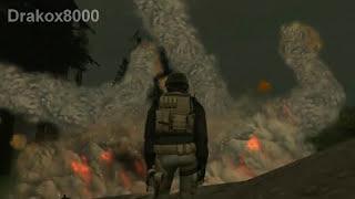 Gta San Andreas - Invasión Alienigena Parte 5 : Llegada a Groove Street