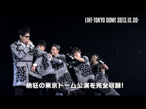 『BIGBANG JAPAN DOME TOUR 2013~2014』Trailer Part.1 & T.O.P's Message