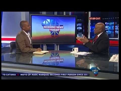 Social Media Expert Tebogo Ditshego discusses election campaigning in South Africa