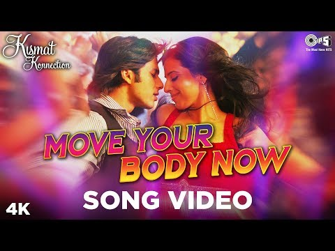 Sade Naal Karle Party - Move Your Body Now - Kismat Konnection - Shahid & Vidya video