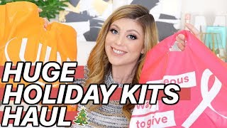 HOLIDAY 2018 MAKEUP | HUGE ULTA HAUL!