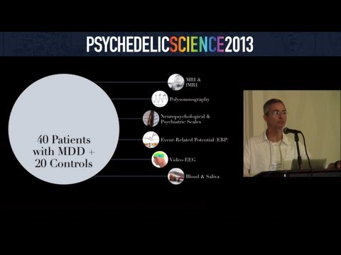 Linking Ayahuasca, Mental Imagery, & Internal Attention with Neuroimaging - Dráulio Barros de Araujo