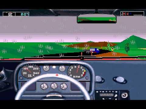 Test Drive III (DOS, 1990)