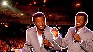 Stephen K Amos | Live At The Apollo | Season 3 | Dead Parrot