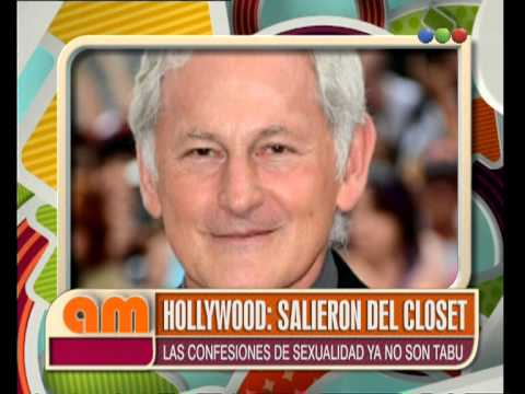 Los famosos de Hollywood salieron del closet - AM