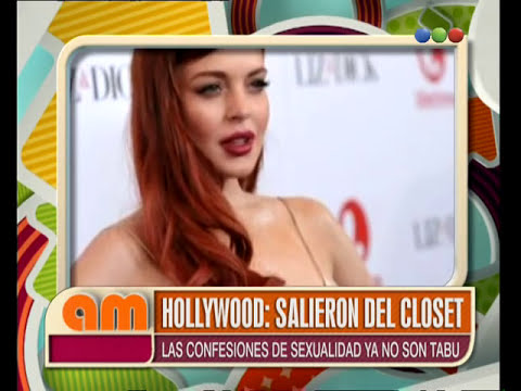 Los famosos de Hollywood salieron del closet - AM
