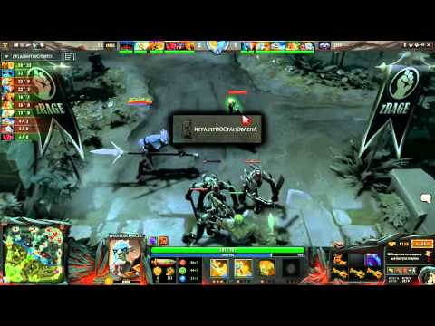 SLTV S6 Qualification - LB Small Final - zRage vs USH