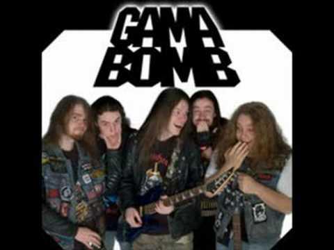 Gama Bomb - Bullet Belt