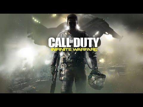 А_З_Б_У_К_А W_O_T/Стрим прохождение новой игры-Call of Duty: Infinite Warfare # 4