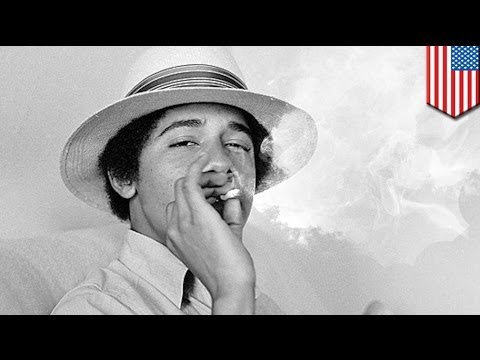 Obama kind of okay with legalizing weed, says it's no more dangerous than booze