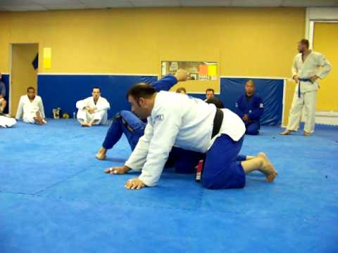 BJJ Techniques: Side Control and Turtle Position Escapes Image 1