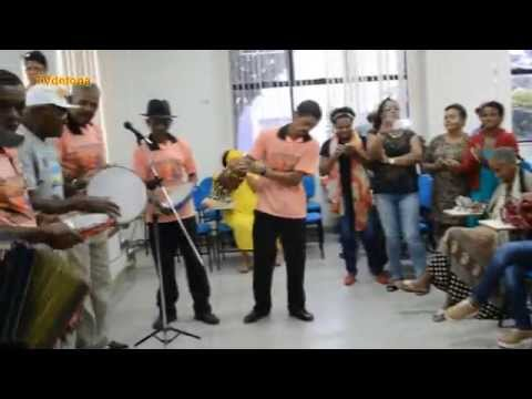 Samba de roda da quixabeira folclore brasileiro Serrinha-BA
