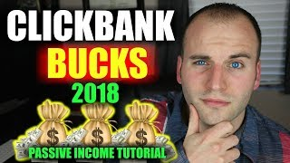 Make Money On Clickbank 2018 | 6 Steps To Passive Income | Tutorial