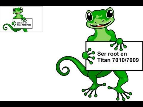 Ser root en Titan 7010 e instalar Facebook