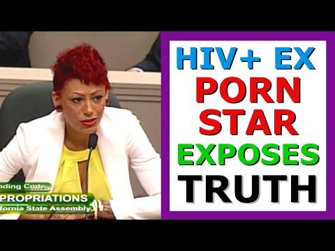 Hiv+ Ex Porn Star Cameron Adams (bay) 1 2. Exposes Porn Exploitation To Senate &supports Condom Bill video