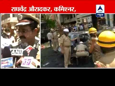 It is a motorcycle blast, 13 injured: Bangalore Police Commissioner