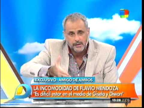 ¿A quién banca Flavio Mendoza: Bernal o Diwan?