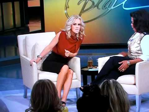 Jenny McCarthy & Her Pubic Hair - A Playboy Photo Shoot Story