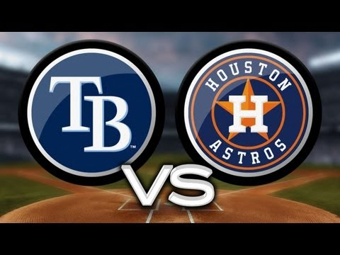 7/3/13: Carter's two homers lifts Astros over Rays