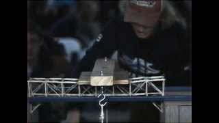 UMD Toothpick Bridge Competition (Highspeed) Breakdown