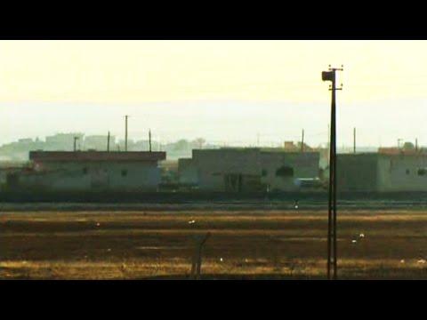 Watch Kurds battle ISIS on Syrian border
