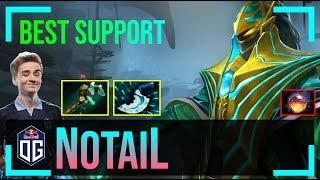 N0tail - Rubick Offlane | BEST SUPPORT | Dota 2 Pro MMR Gameplay #2