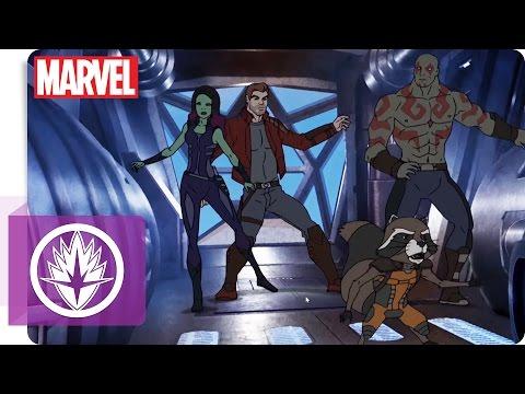 Guardians Of The Galaxy - Geheimakte: Schiffsbruch im Sumpf | Marvel HQ Deutschland