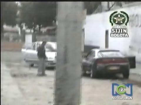 CAPTURA DE PELIGROSA BANDA DE ASALTANTES EN BOGOTA