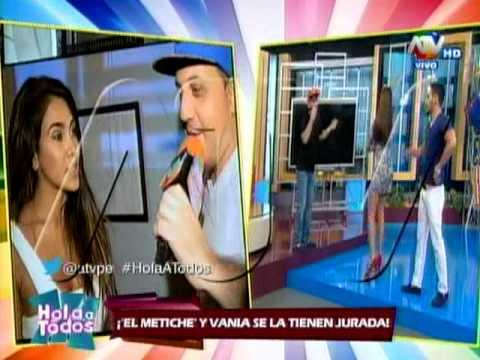 Vania Bludau Cara A Cara Con El Metiche