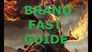 Brand Fast Guide (Mid Lane) #10