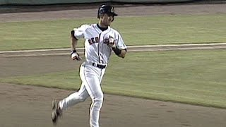 Nomar hits his second grand slam of the game