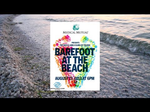 Barefoot At The Beach Maumee Bay State Park