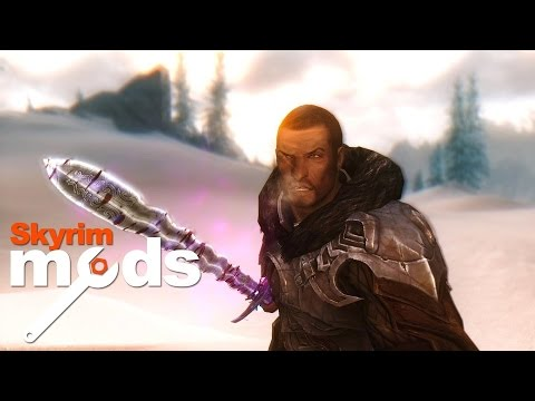 The Long Hammer - Top 5 Skyrim Mods of the Week