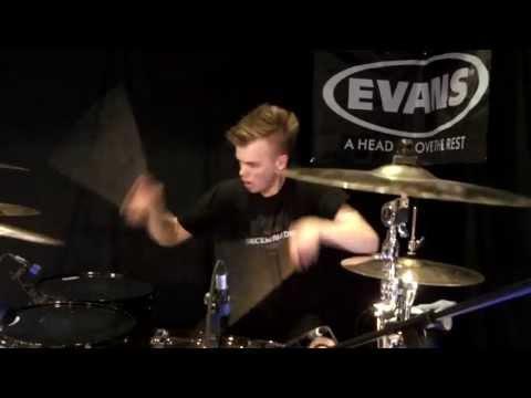media psy gentleman drum cover studio quality