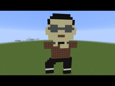 Psy - Gangnam Style - Minecraft Note Block Song