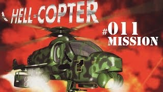 Lets Play Hell Copter #011 Mission 11 Schutz angefordert
