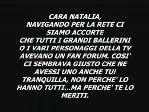 Natalia Titova Fans Forum.wmv