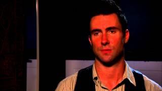 Begin Again: Adam Levine Behind the Scenes Movie Interview