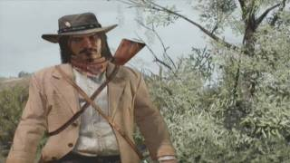 RED DEAD REDEMPTION Real Ending