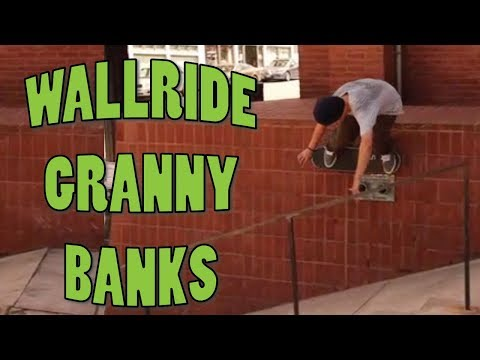 BILLY DROWNE BS WALLRIDE GRANNY BANKS