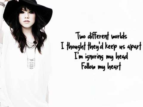 Carly Rae Jepsen Picture Lyrics