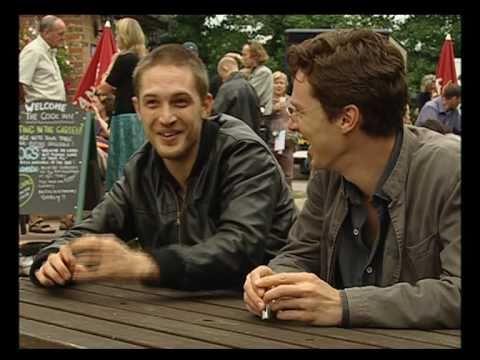 Tom Hardy & Benedict Cumberbatch about Stuart a life backwards (HQ)