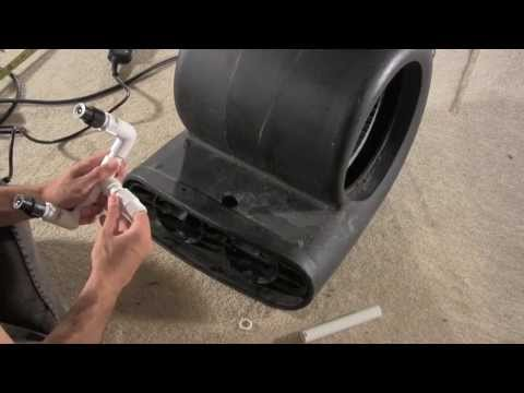 How To Build a Party Foam Machine DIY (HomeMade)