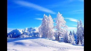Christmas Music with Beautiful Scenes
