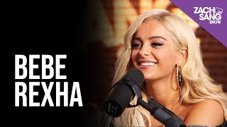 Download Lagu Bebe Rexha Talks Expectations, I'm A Mess & Florida Georgia Line Gratis STAFABAND