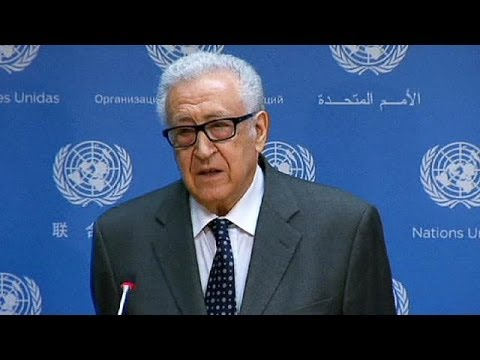 UN Syria envoy Lakhdar Brahimi steps down