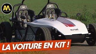 e-Rod : La voiture à fabriquer soi-même !