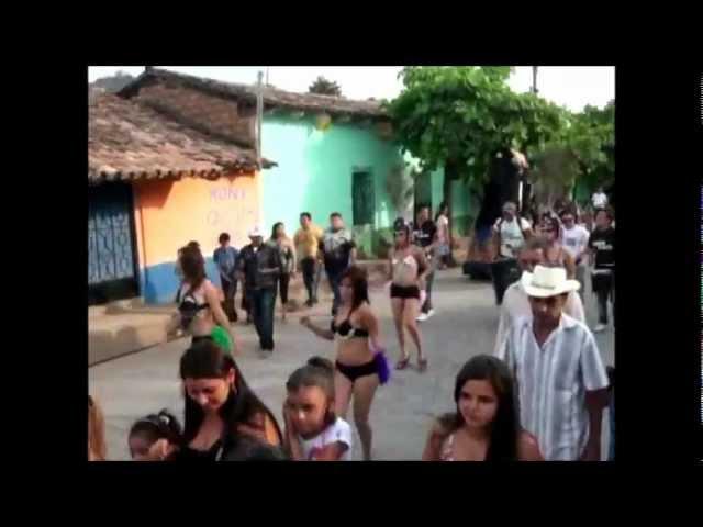 la fiesta patronal de la reina chalatenango [2012] PARTE 1